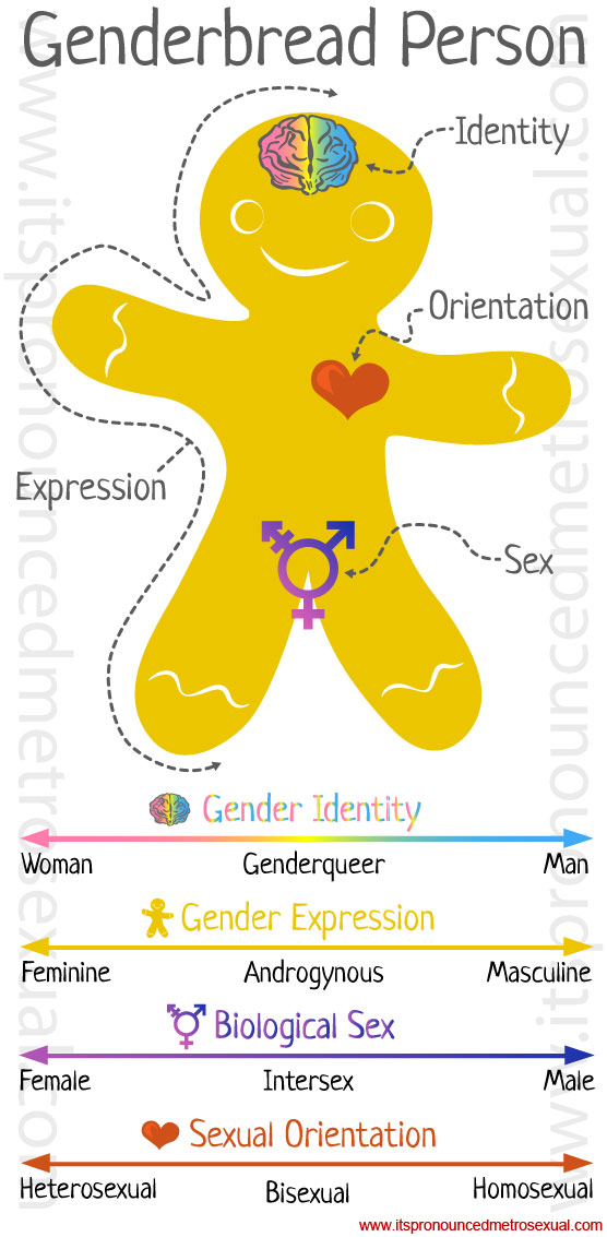 the things that influences a persons identity in men and women Most people who were labeled male at birth turn out to actually identify as men, and most people who were labeled female at birth grow up to be women but some people's gender identity – their innate knowledge of who they are – is different from what was initially expected when they were born.