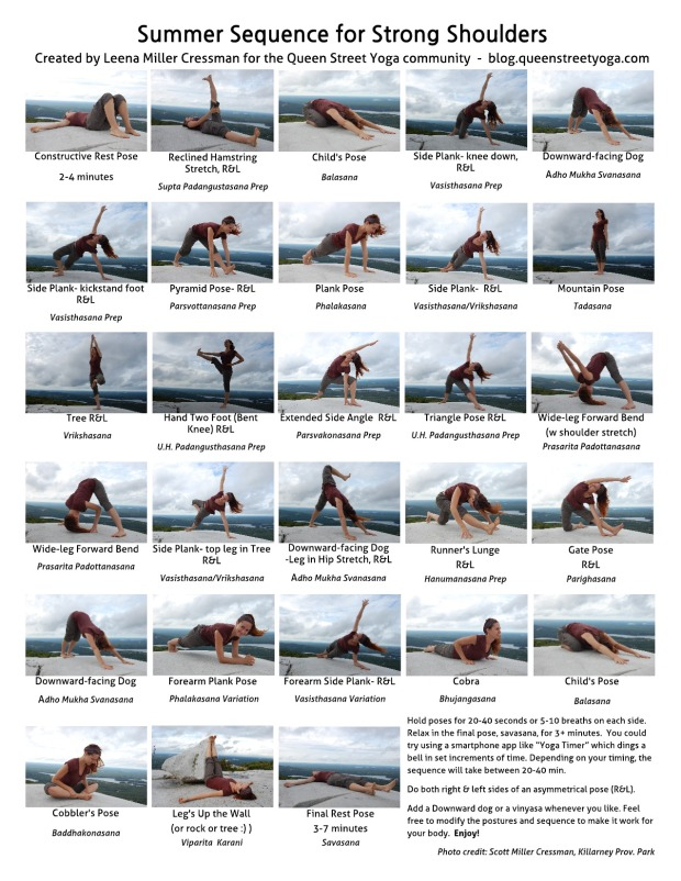 Summer Sequence for Strong Shoulders - Untitled Page