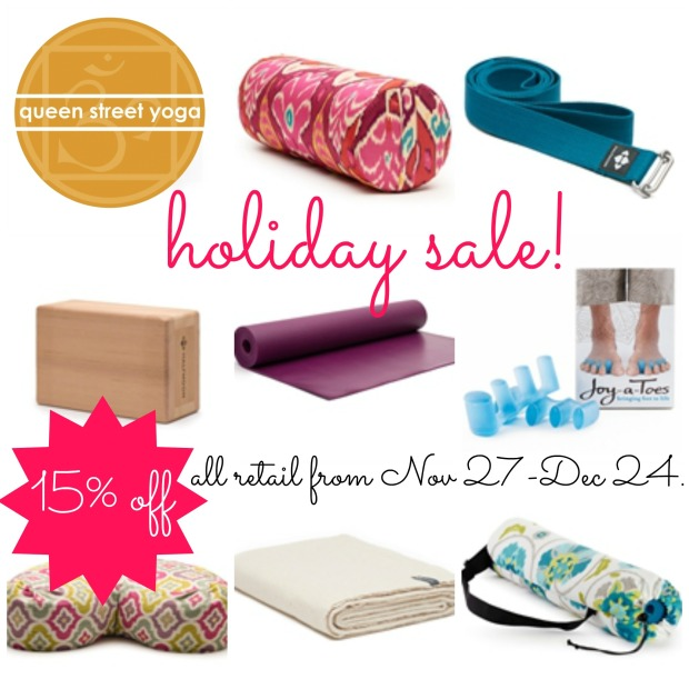 holiday sale 2015
