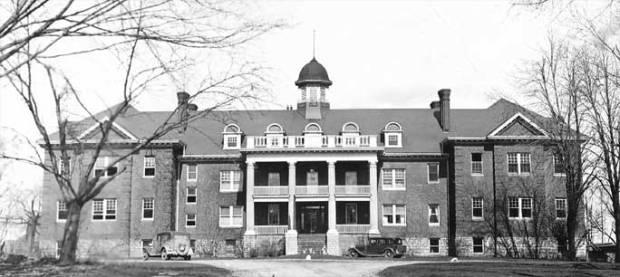mohawk residential school