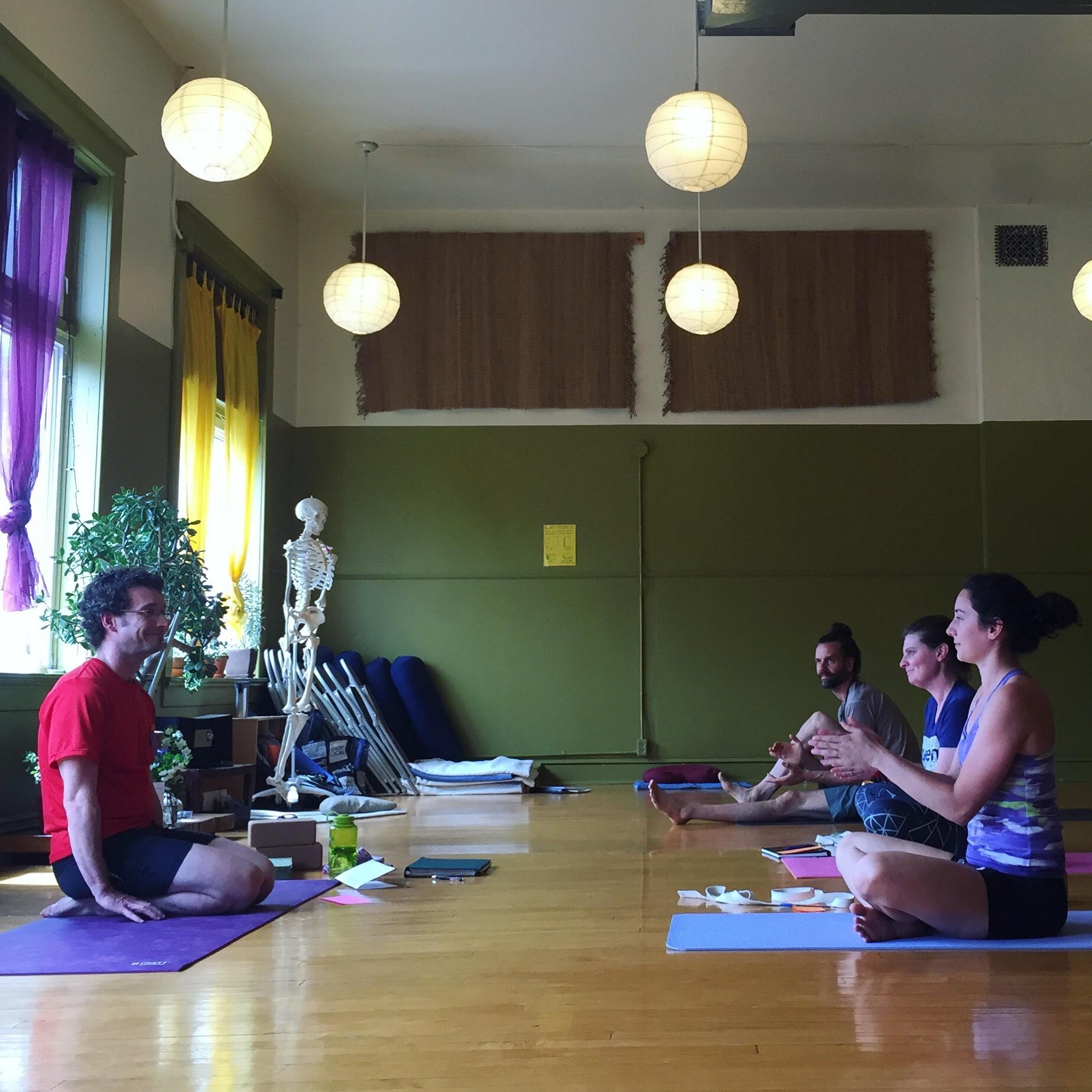 """Questioning """"Yoga Culture"""""""